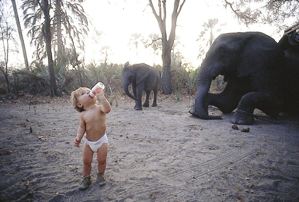 La historia de Tippi, la niña de la selva, que sigue fascinándonos 20 años después