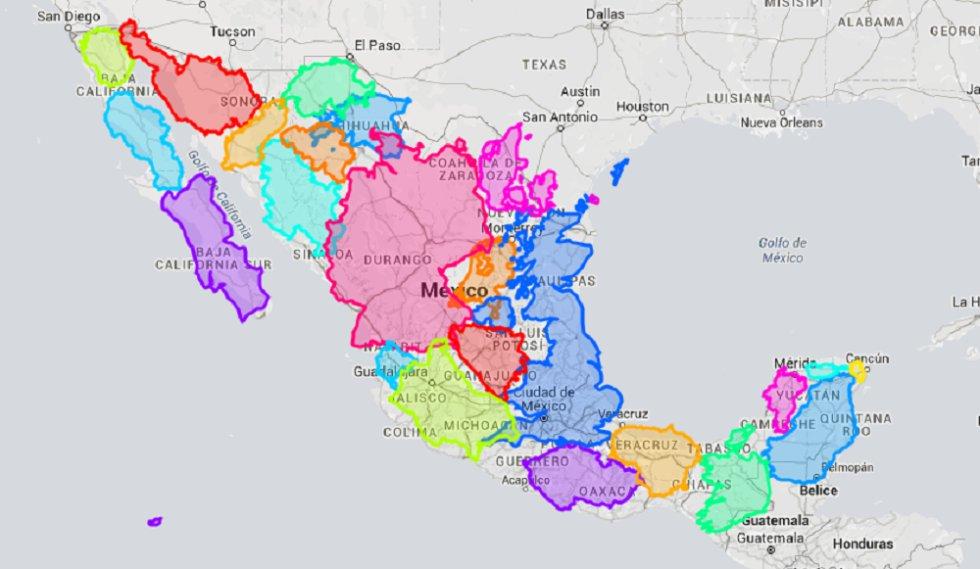 Qué tan grande es México comparado con otros países? | Verne México ...