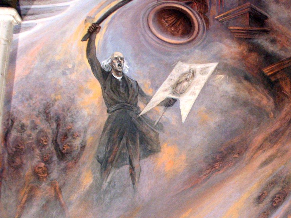 Dia De La Independencia El Miguel Hidalgo Que Ves En Todos Lados